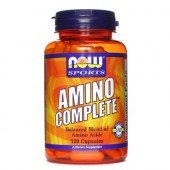 NOW Amino Complete Аминокомплекс 120 капсул