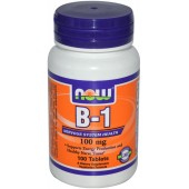 NOW B-1 (100mg) 100 tabs
