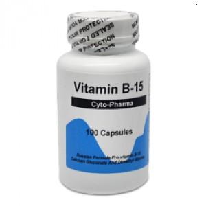 CYTO PHARMA Витамин B-15 100 капсул