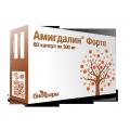 Амигдалин Форте B17 300 мг 60 капсул