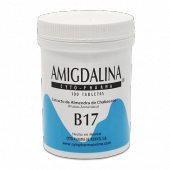 CYTO PHARMA Амигдалин Витамин В-17 100мг 100 таблеток