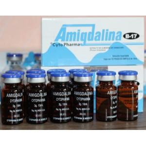 CYTO PHARMA Амигдалин Витамин В-17 Раствор для инъекций (3 гр.) 10 ампул