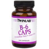 TWINLAB В-6 (100 мг) 100 капсул