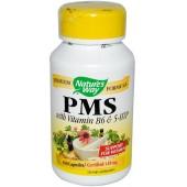 NATURE'S WAY ПМС с 5-HTP и витамином B-6 100 капсул
