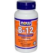 NOW B-12 (1000 мкг) 100 таблеток