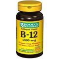 GOOD 'N NATURAL В12 (5000 мкг) (Сублингвальная) 30 таблеток