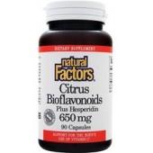 Цитрусовые биофлавоноиды плюс Гесперидин (650 мг)