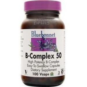 BLUEBONNET B-комплекс 100 капсул