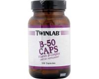 TWINLAB B-50 100 капсул
