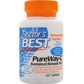 DOCTOR'S BEST Витамин С 60 таблеток