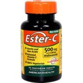 AMERICAN HEALTH Vitamins C Ester-C® with Citrus Bioflavonoids 500 mg 90 Tablets