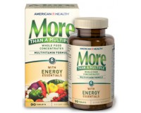 AMERICAN HEALTH More Than A Multiple, With Energy Essentials 90 Tablets