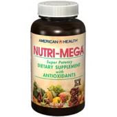AMERICAN HEALTH Nutri-Mega 60 Softgels