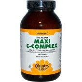 COUNTRY LIFE Максимальный C-комплекс 180 таблеток