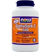 NOW Alphasorb C 500 90 капсул