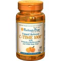 Puritan's Pride Витамин С 1000 мг с шиповником 60 таблеток