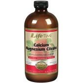 Lifetime Liquid Calcium Magnesium Citrate