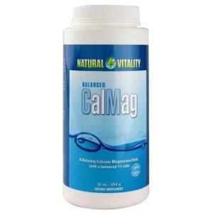 NATURAL VITALITY Сбалансированный CalMag 226г