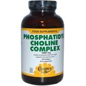 COUNTRY LIFE Фосфатидилхолин комплекс (1200 мг)