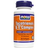NOW Токотриенолы и E комплекс 60 капсул