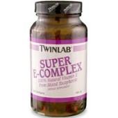 TWINLAB Супер E Комплекс (400 МЕ) 100 капсул