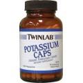 TWINLAB Калий 99 мг 180 капсул