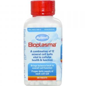 Hyland's Биоплазма 12 минералов 500 таблеток