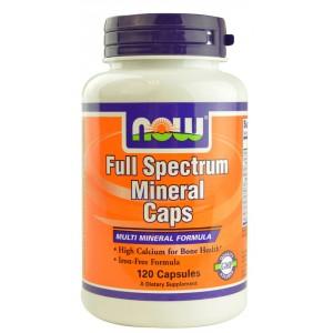 NOW Мультиминеральний комплекс полного спектра 120 капсул