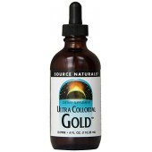 Source Naturals Ультра коллоидное золото, 59.14 мл.