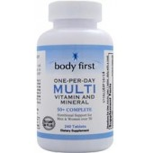 BODY FIRST Мультивитамины и минералы 60 таблеток
