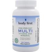 BODY FIRST Мультивитамины 60 таблеток