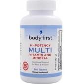 BODY FIRST Высоко Эффективные Мультивитамины 60 таблеток