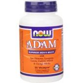 Now Foods Adam Superior Men's Multi, 90 Veg Caps