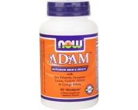 NOW Мультивитамины для мужчин ADAM 90 капсул