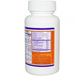 NOW Мультивитамины и минералы для беременных 90 мягких таблеток