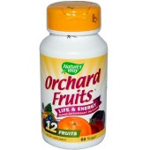 NATURE'S WAY Orchard Fruits 60 капсул