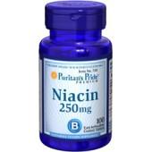 Puritan's Pride Ниацин 250 мг 100 таблеток