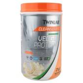 TWINLAB Clean Series™ Вегетарианский протеин (вкус ваниль) 795г