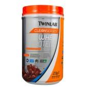 TWINLAB Clean Series™ Изолят сывороточного протеина (вкус шоколад) 680г