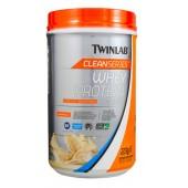TWINLAB Clean Series™ Изолят сывороточного протеина (вкус ваниль) 680г
