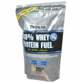 TWINLAB сывороточный протеин 100% Whey Protein Fuel (вкус ваниль) 454г
