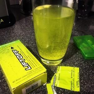 Энергетический напиток LIFTOFF Herbalife, упаковка 10шт.