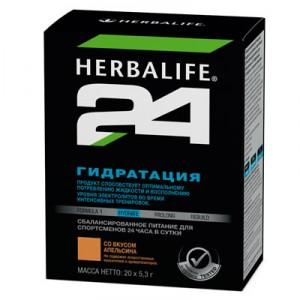 Гипотонический напиток Гидратация Herbalife24, упаковка 20шт.